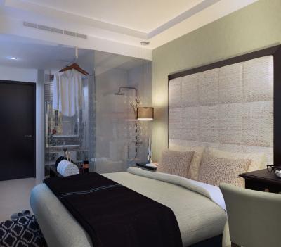 Спальня с ванной комнатой 1