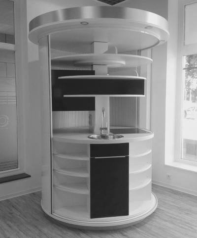 За ними будущее: циркулярные кухни Альфреда Авербэка