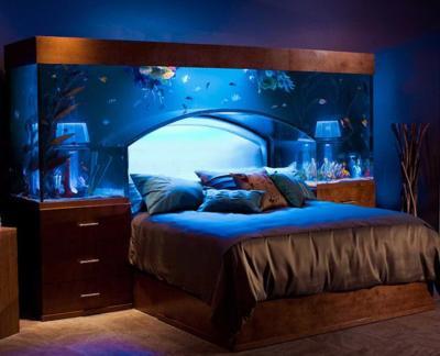 15 креативных идей для оформления изголовья кровати