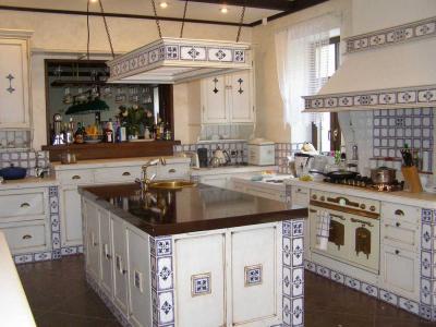 Аксессуары для кухни в стиле прованс 3
