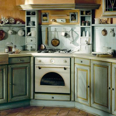Бытовая техника для кухни с тиле прованс 4