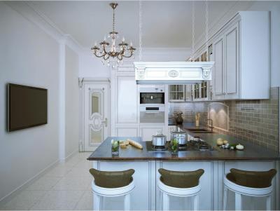 Двери для кухни в стиле прованс 2