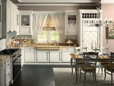 Кухонный гаринтур в стиле прованс 4