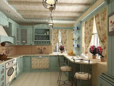 Стулья для кухни в стиле прованс 2