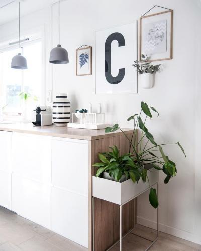 Аксессуары для кухни в скандинавском стиле 2
