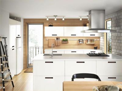 Двери для кухни в скандинавском стиле 4