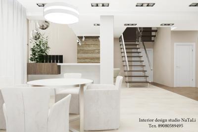 Дизайн проект частного дома в г. Екатеринбург - проект от eva