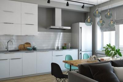 дизайн кухни 12 кв м 100 фото новинки 2019 года