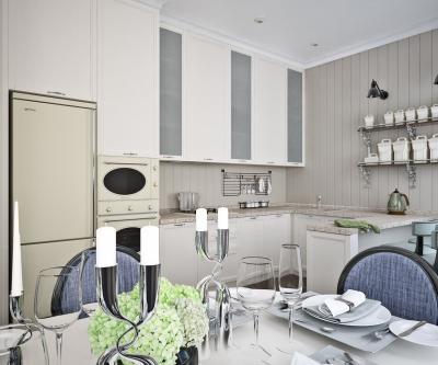 Кухня в стиле американская классика (Insomnia, г. Челябинск) - фото 1