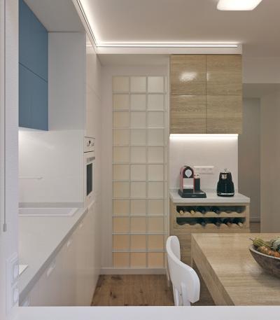 Кухня 8 кв.м (op-2, г. Москва) 3