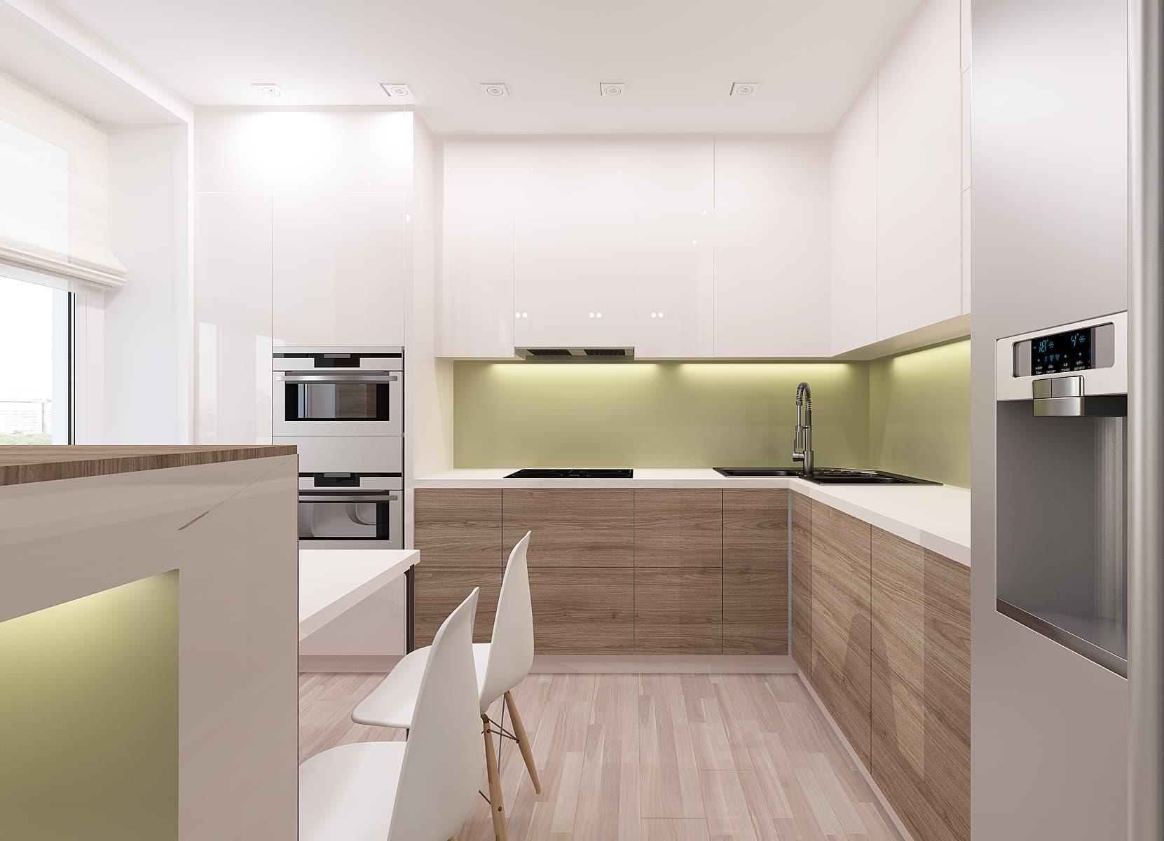 3-комнатная квартира в ЖК «Полежаевский Парк»